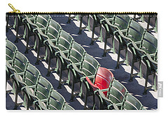 Lone Red Number 21 Fenway Park Carry-all Pouch