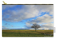 Lone Tree At Epsom Downs Uk Carry-all Pouch