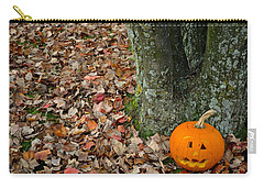 Lonely Pumpkin Carry-all Pouch