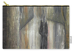 'lonely Road Without Him' Carry-all Pouch