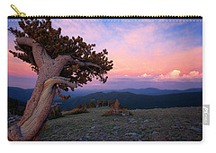 Lonesome Pine Carry-all Pouch by Jim Garrison