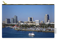 Long Beach Carry-all Pouch by Athala Carole Bruckner