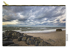 Long Island Sound Whitecaps Carry-all Pouch