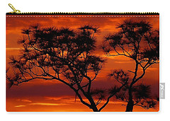 Long Leaf Pine Carry-all Pouch