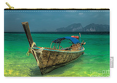 Longboat Carry-all Pouch by Adrian Evans