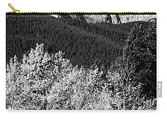 Longs Peak 14256 Ft Carry-all Pouch by James BO  Insogna