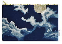 Look At The Moon Carry-all Pouch