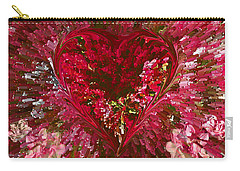 Look Deep Into My Heart Carry-all Pouch