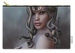 Look Deep Within Carry-all Pouch by Alexander Butler