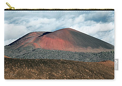 Carry-all Pouch featuring the photograph Looking Down by Jim Thompson