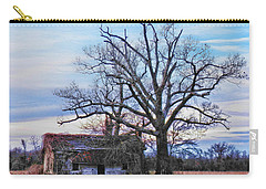 Looking For Shade Carry-all Pouch by Victor Montgomery