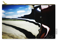 Carry-all Pouch featuring the photograph Looking Forward by Paul Job