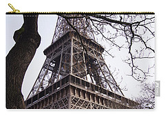 Looking Up To Eiffel  Carry-all Pouch