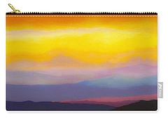 Looking West Carry-all Pouch by Stephen Anderson