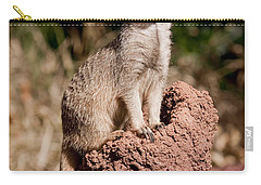 Lookout Post Carry-all Pouch by Michelle Wrighton