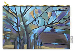 Looks Like Mondrian's Tree Carry-all Pouch