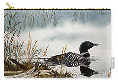 Loons Misty Shore Carry-all Pouch