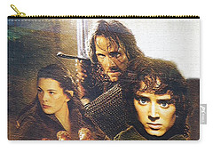 Lord Of The Rings Carry-all Pouch