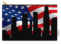 Los Angeles Skyline 2 Carry-all Pouch