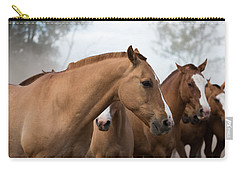 Los Caballos De La Estancia Carry-all Pouch