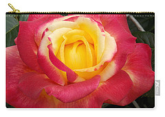Losing The Yellow Carry-all Pouch by Catherine Gagne