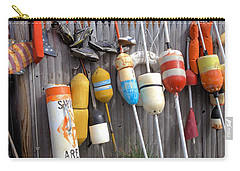 Lost And Found Carry-all Pouch by Gordon Elwell