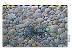 Lost And Found Rabbit Carry-all Pouch