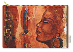Lost In Pleasant Thoughts Carry-all Pouch