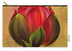 Lotus Bulb Carry-all Pouch