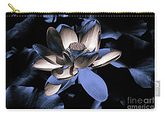 Lotus By Night Carry-all Pouch