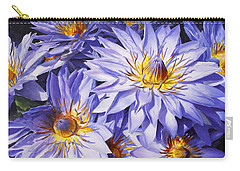 Lotus Light - Hawaiian Tropical Floral Carry-all Pouch