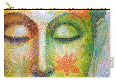 Lotus Meditation Buddha Carry-all Pouch