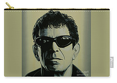 Lou Reed Painting Carry-all Pouch