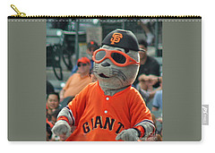 Lou Seal San Francisco Giants Mascot Carry-all Pouch