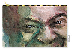 Louis Armstrong Carry-all Pouch by Laur Iduc
