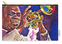 Louis Satchmo Armstrong Carry-all Pouch