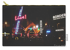 Louisville Kentucky Misty Nights Carry-all Pouch