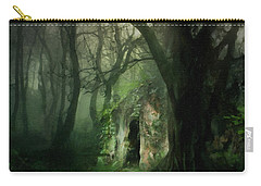 Love Affair With A Forest Carry-all Pouch