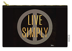Love And Live II Carry-all Pouch