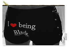 Love Being Black Carry-all Pouch