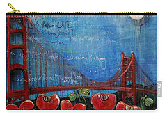 Love For San Francisco Carry-all Pouch