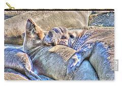 Love Hug - San Simeon California Carry-all Pouch
