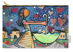 Love Is Abundant Carry-all Pouch