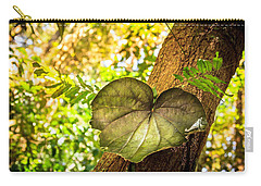 Love Leaf Carry-all Pouch