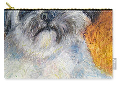 Love My Lhasa Carry-all Pouch
