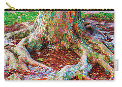 Love Of Trees Carry-all Pouch