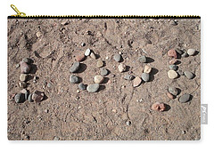 Love Rocks Carry-all Pouch