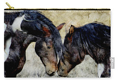 Love Will Keep Us Together - Painting Carry-all Pouch