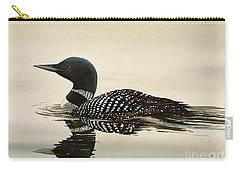 Loveliest Of Nature Carry-all Pouch by James Williamson