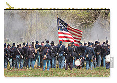 Lovely Flag Carry-all Pouch